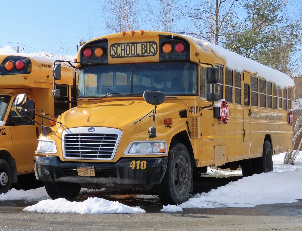Mahopac CSD 410 | At New York Bus Sales for repairs -- 2013
