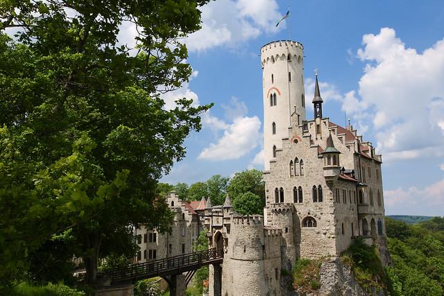 Schloss Lichtenstein - (01)