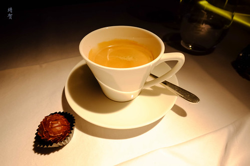 Nespresso and pralines | by A. Wee