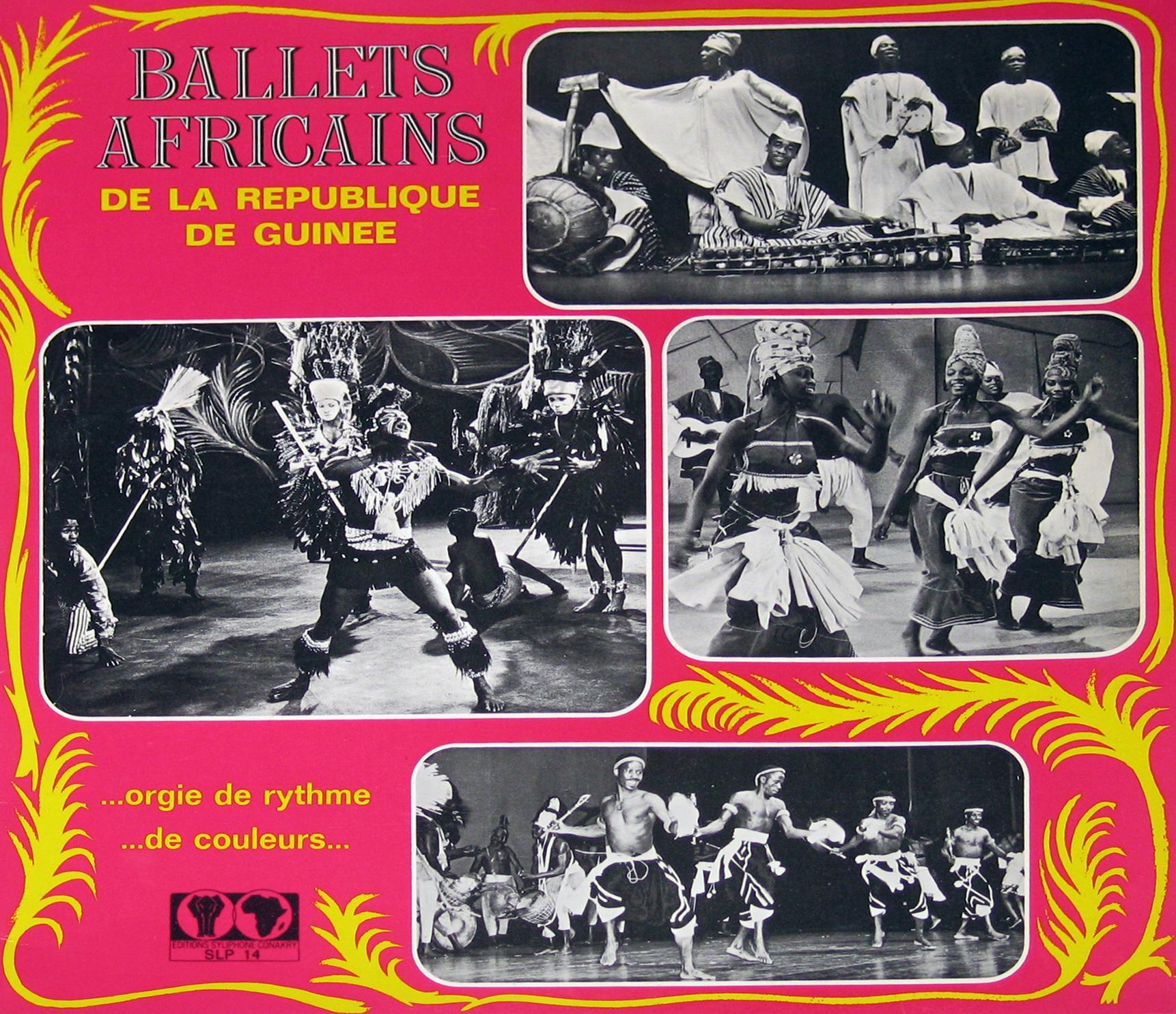 Ballets Africains de la République de Guinée