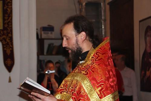 Пасхальное Богослужение в Свято-Никольском храме станицы Кавказской IMG_1407