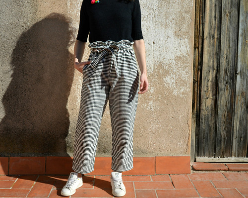 taller pantalons paperbag març'19 1   by Patrícia - El Calaix