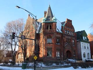 Former Lu Palmer (D. Harry Hammer) House