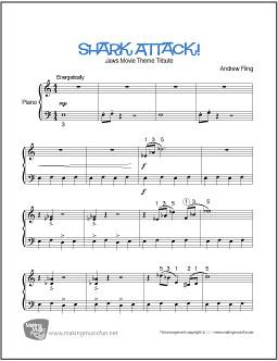 Shark Attack! | Easy