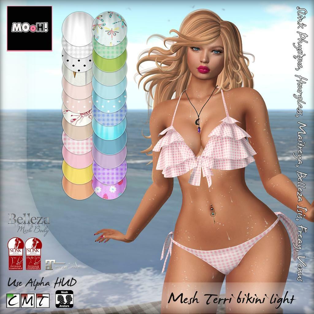 Terri bikini light - TeleportHub.com Live!