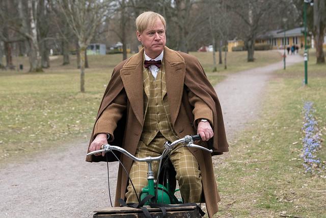 Robert Gustafsson spelar Ture Sventon