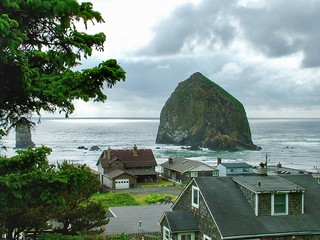 Haystack Rock  Cannon Beach, Washington  | Haystack Rock is … | Flickr