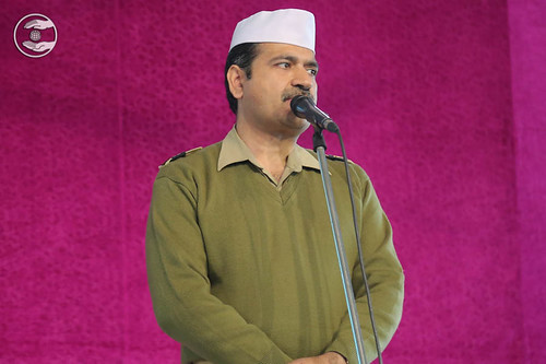 Manish Khanna from Delhi, expresses his views