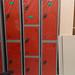 Liquidation stock E110 2 door personal locker
