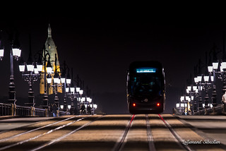Bordeaux by night | by Sébastien Lallemand