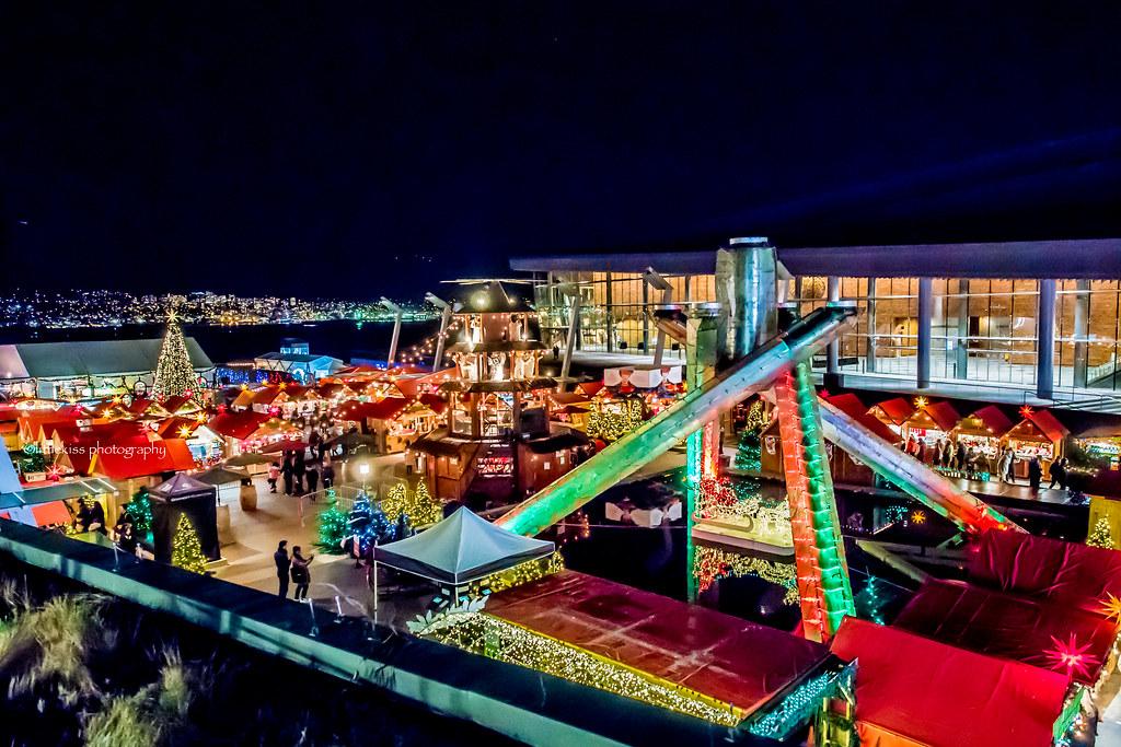 Vancouver Christmas Market 2018.Christmas Market 2018 Downtown Vancouver Littlekiss