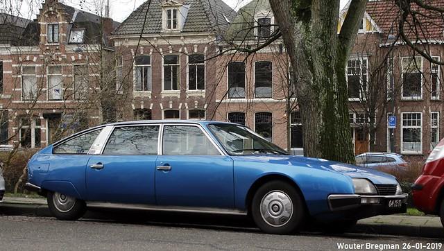 Citroën CX 2400 Prestige 1977
