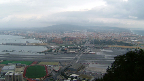 Gibraltar Airport 2004 | by Marc Sayce's Old Digital Photos