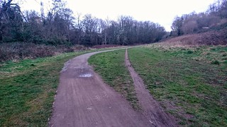 Desire Line Frome Valley Walkway