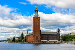 Balai Kota Stockholm