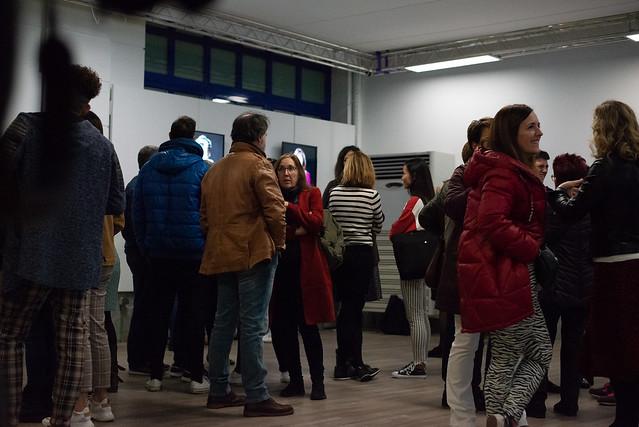 Inauguración de exposición: «No somos iguales», Marta Pérez Elosua