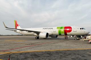 TAP A321N | by Enrico Bonaga