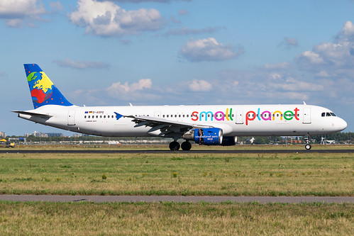 Small Planet Airlines | D-ASPD | by Airway Photography