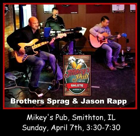 Brothers Sprag & Jason Rapp 4-7-19