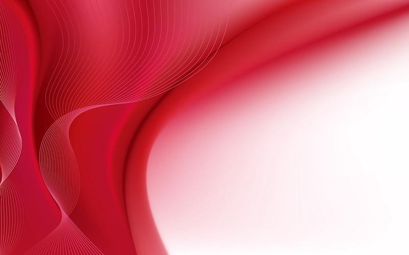 Обои линии, красный, фон, волна картинки на рабочий стол, фото скачать бесплатно