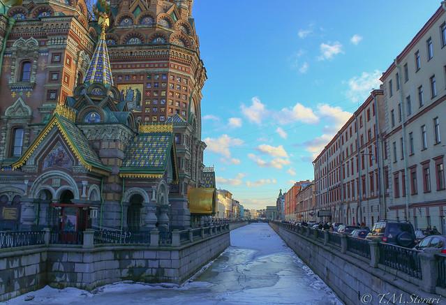 Griboyedov Channel, Saint Petersburg