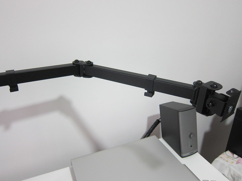 PRISM+ Vantage Triple Monitor VESA Monitor Arm - Right Extended Arm