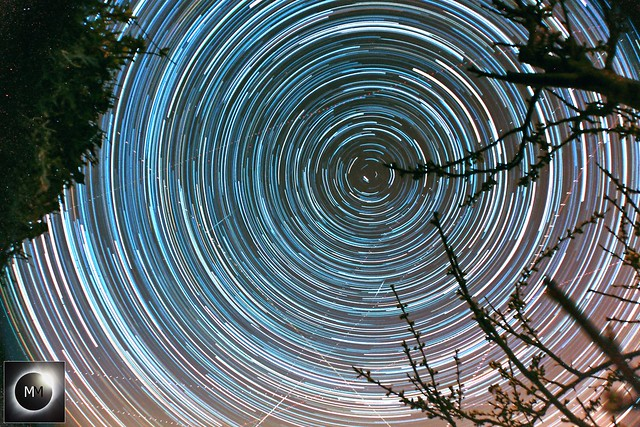 3hr 20min Star Trails 28/03/19