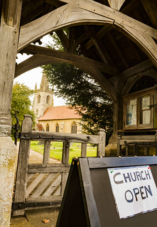 StLawrence church, Revesby, Lincolnshire (c)explorechurches.org | by The National Churches Trust