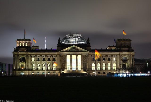 Deutscher Bundestag in Berlin am 28.03.19