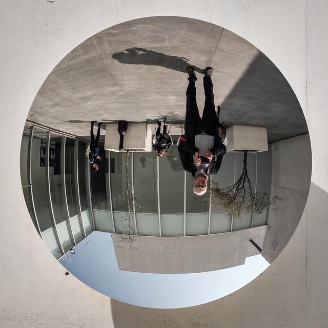 Selfie, Modern Art Style.