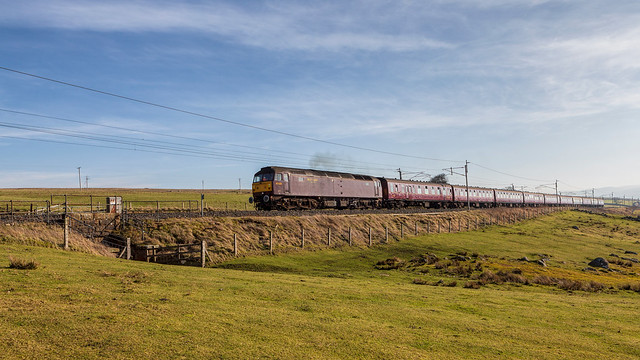 The Winter Cumbrian Mountain Express 23-2-2019