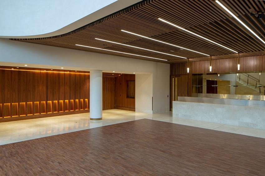 The Linbury Foyer