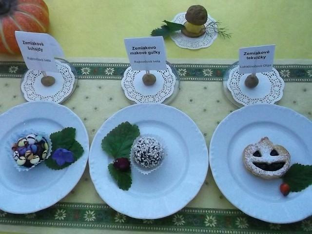 koláčiky sa na hostí aj usmievali
