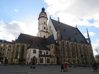 Thomaskirche | by viaggiculturalieuropa