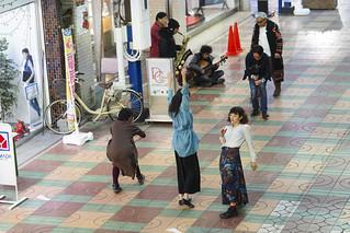 20190317LAND FES in NUMAZU「川と踊る日」   by Scale Laboratory