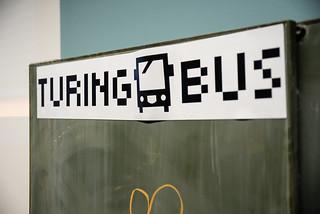 Turing-Bus Abschlussveranstaltung im Planetarium am Insulaner | by OKF DE