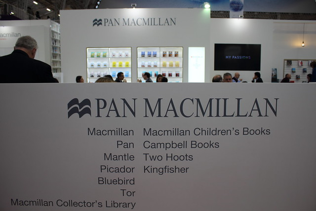 Pan Macmillan - London Book Fair 2019