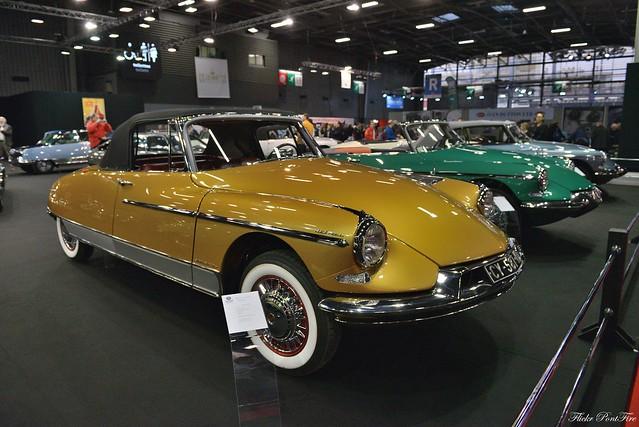 1960 Citroën DS 19 cabriolet Le Caddy