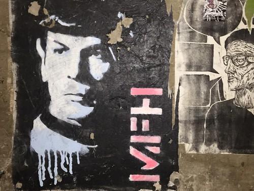 Mr. Fahrenheit artefact, Berlin, Germany
