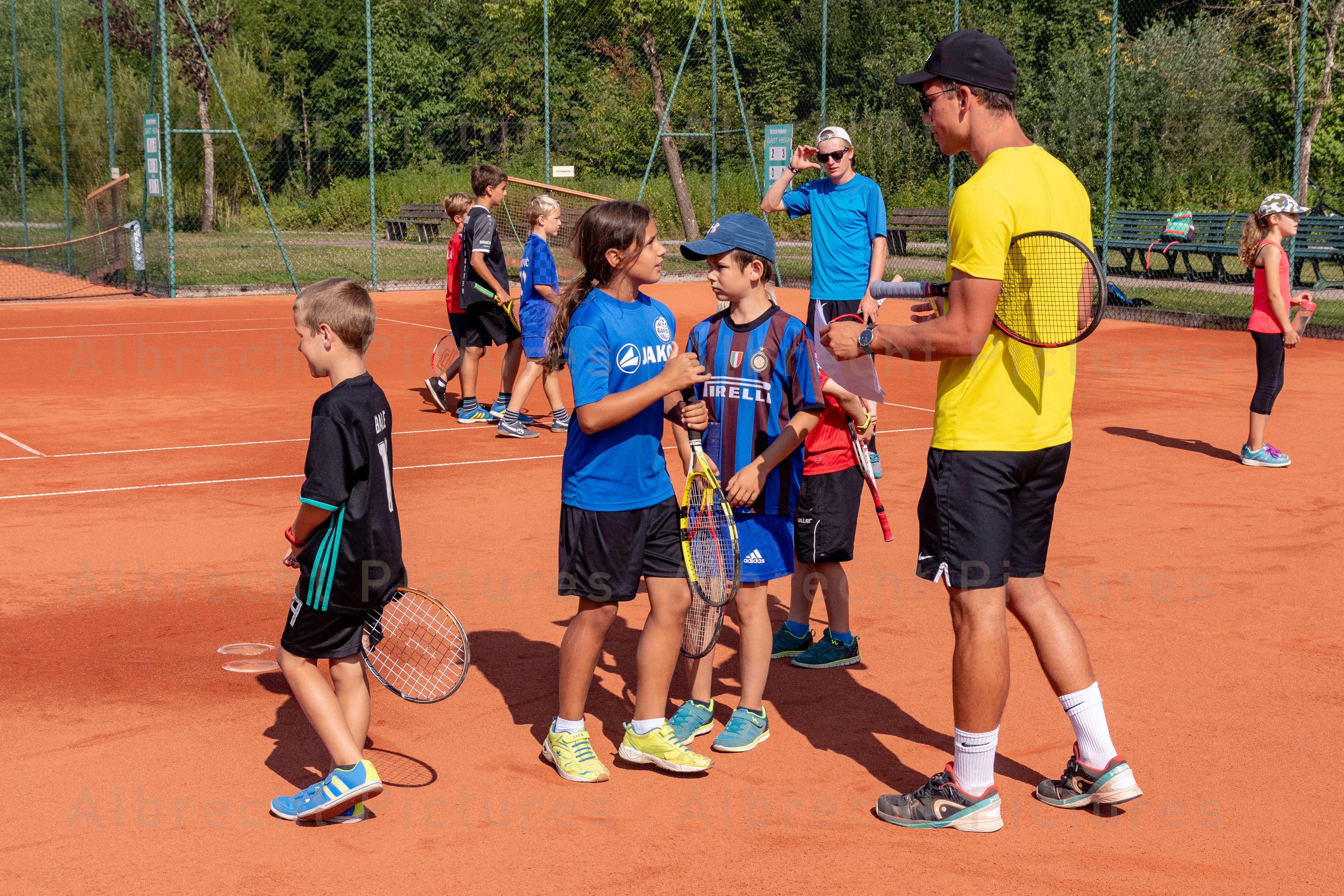 Fussball-Tennis-Camp 2018 (Albrecht Pictures)