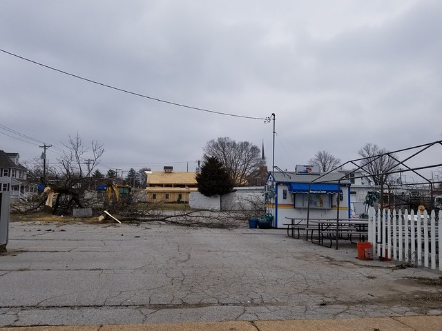 Smokee Mo's St. Louis BBQ Construction in Manchester, MO_20190302_080007