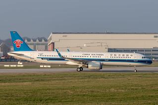 A321-271N China Southern D-AZAF - B-306L MSN8751 | by hendriksehoof55