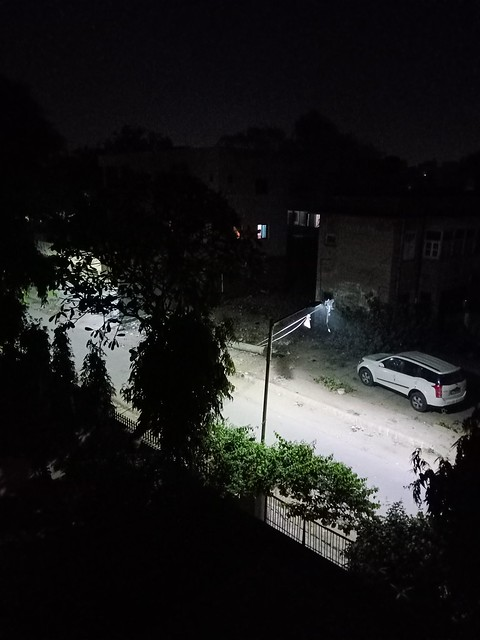 Low-light & Night Shots - Realme 3
