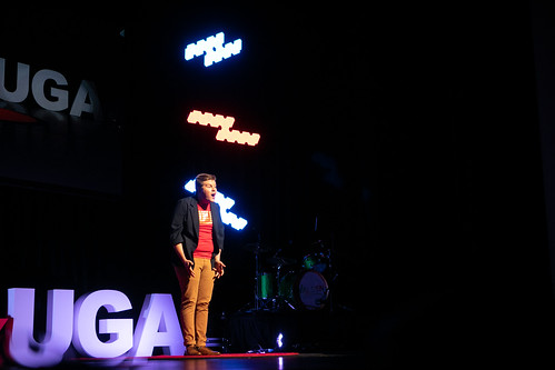 A.C. Williams @ TEDxUGA 2019: Amplify | by New Media Institute
