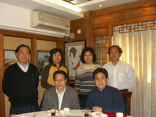 证据4-4-20090213冯正虎领赴京访民拜访莫少平等律师