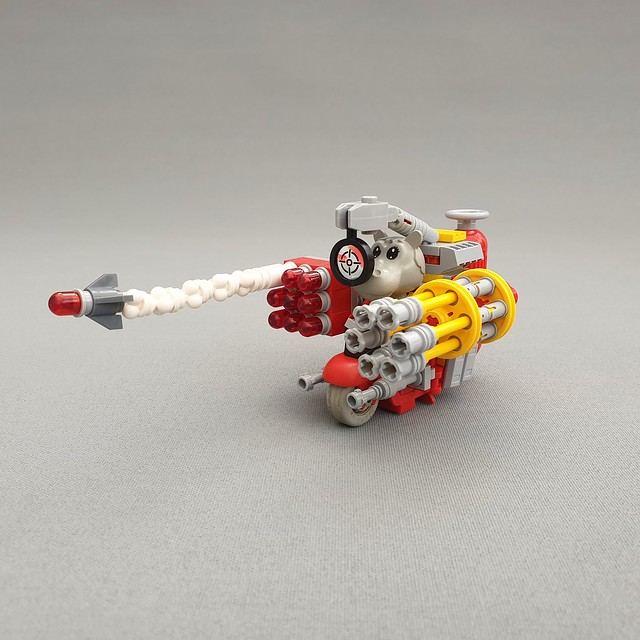 The Rocket Hippo!