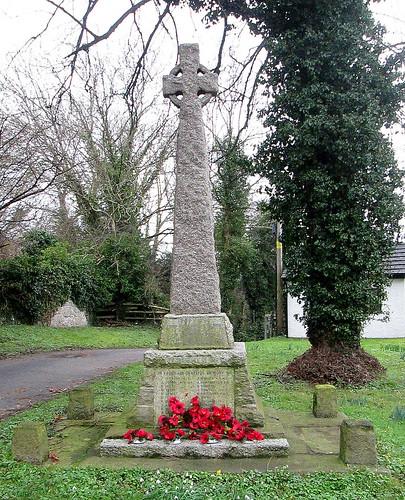 Llanymynech War Memorial   by jackdeightonsf