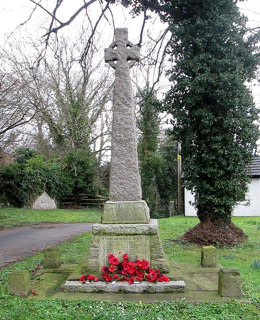 Llanymynech War Memorial
