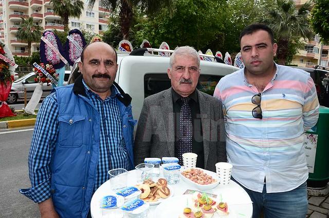 Mehmet Yalçın, Hasan Yiğit, Erdal Uygun.