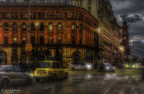 Oxford Road, Manchester | by Kev Walker ¦ 10 Million Views..Thank You